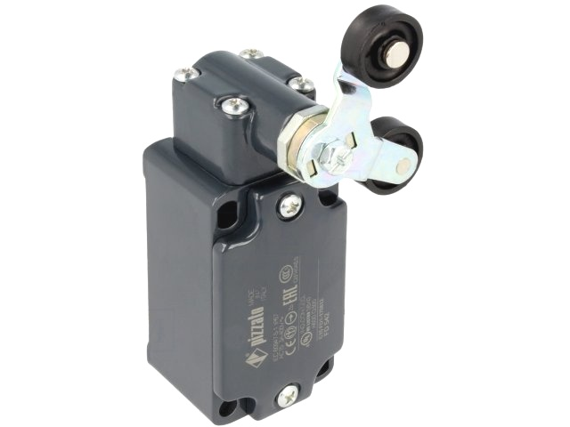 NC; IP67 1 X NF B110BB-DMK Limit switch; pusher with parallel roller; NO