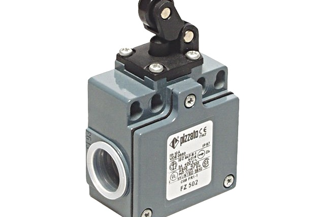 NC; 10A; max250VAC; lead 3m 1 X FA 4131-3DN Limit switch; roller lever; NO