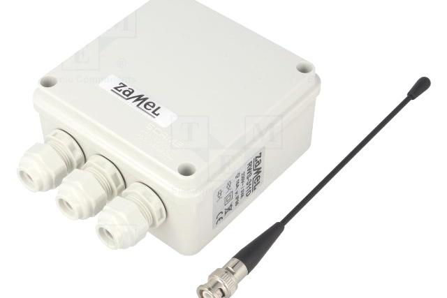 20÷50°C 1 X CZ15 Twilight switch; IP54; 230VAC; relay; 60x32x25mm;